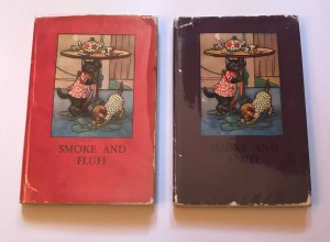 Two editions of Smoke and Fluff