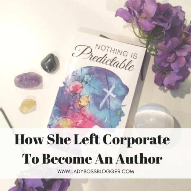 Female entrepreneur ladybossblogger Adalina Mae author