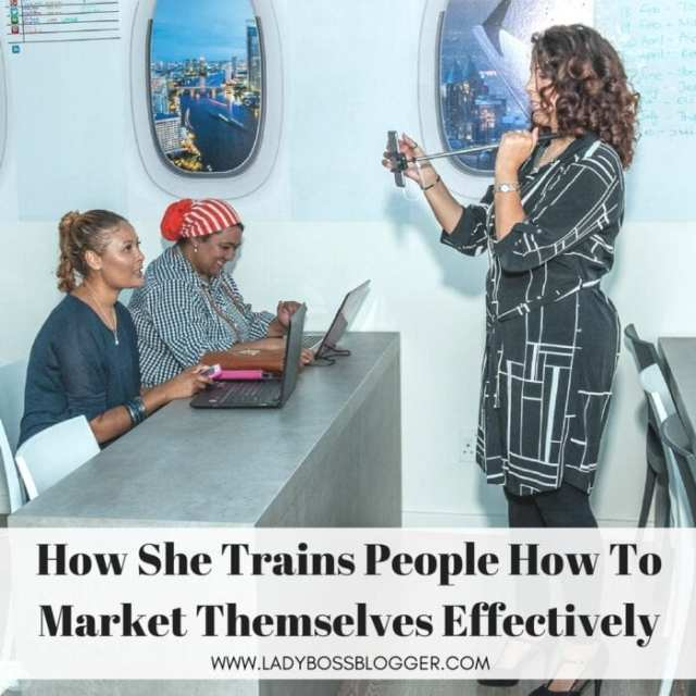 Jacqui Cooks Trains People How To Market Themselves Effectively On Social Media