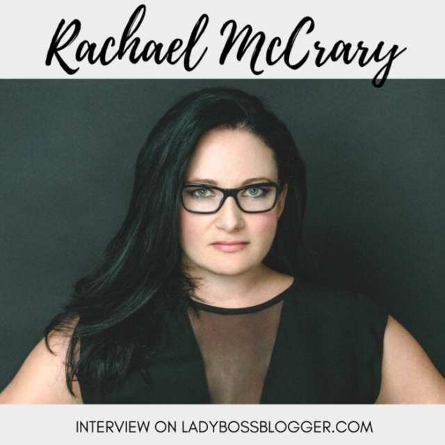 Female entrepreneur lady boss blogger Rachael McCrary Fashion Designer for body shapers and lingerie