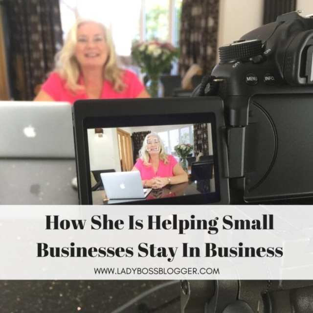 Female entrepreneur lady boss blogger Alison Edgar coaching sales solutions