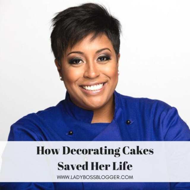 Female entrepreneur interview on ladybossblogger featuring Porsha Kimble The Cake Diva