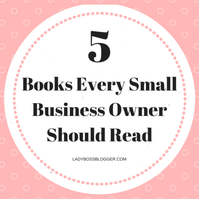Entrepreneurial resources by female entrepreneur Kavita Sahai on ladybossblogger must read books