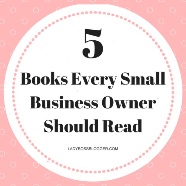 Entrepreneurial resources by female entrepreneur Kavita Sahai on ladybossblogger must read books