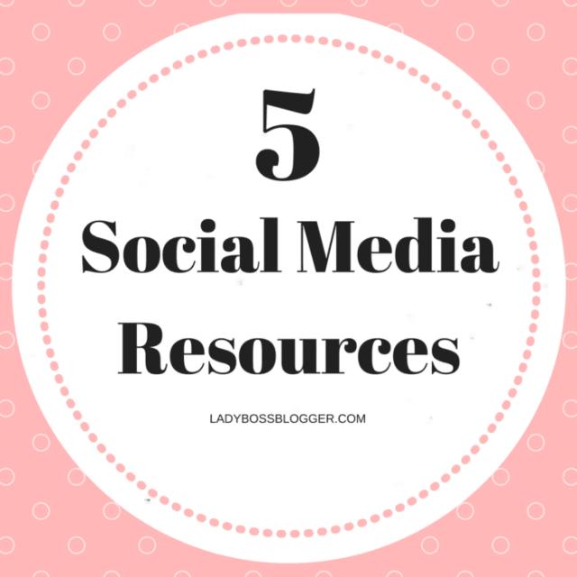 Entrepreneurial resources by female entrepreneur Haley Lynn Gray on ladybossblogger social media