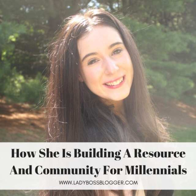Female entrepreneur lady boss blogger Seri Roth magazine content producer and nonprofit organizer