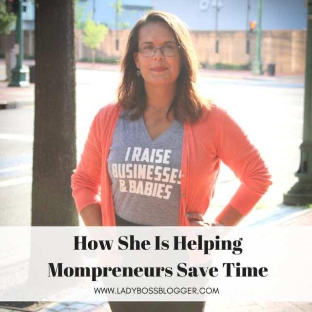 Female entrepreneur lady boss blogger Amy Edge virtual assistant for mompreneurs