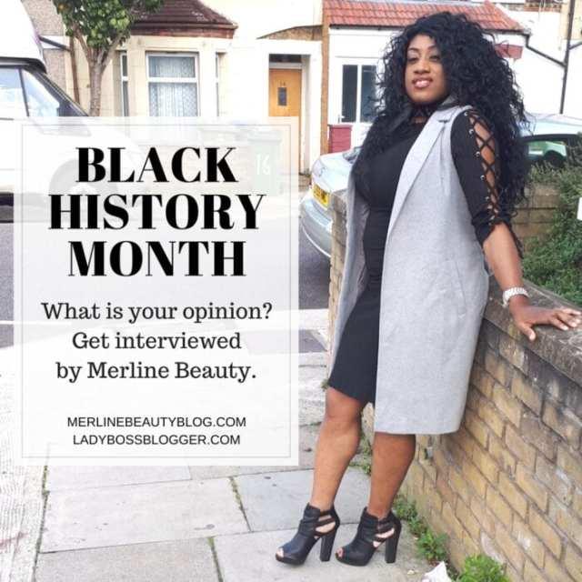 Female entrepreneur lady boss blogger Merline Beauty beauty and fashion blogger