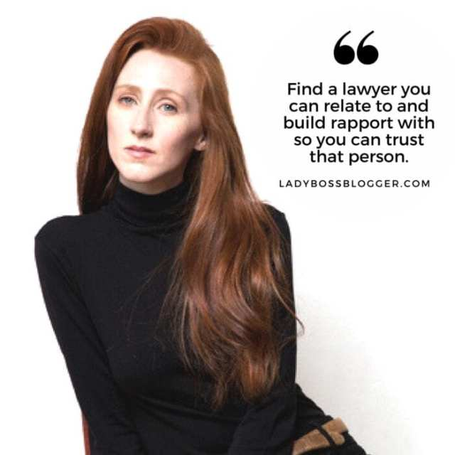 Entrepreneurial resources by female entrepreneurs on ladybossblogger How To Find Quality Legal Counsel For Your Business