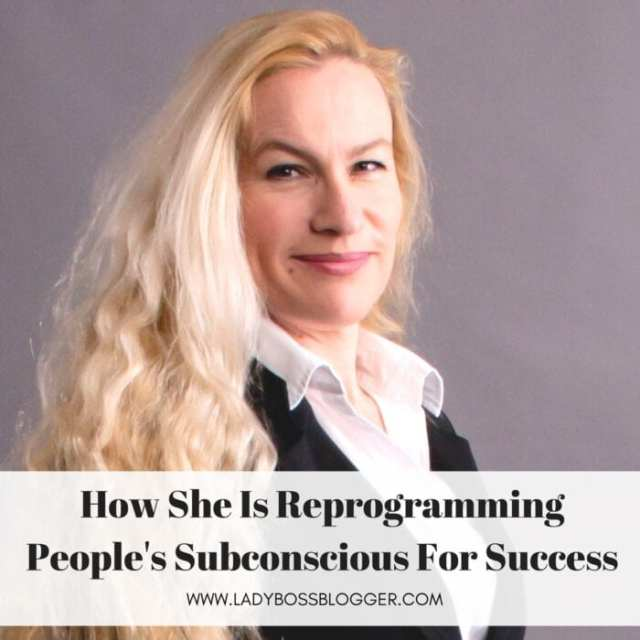 Entrepreneurial resources by female entrepreneurs on ladybossblogger Odille Remmert Subconscious Reprogramming Of The Mind