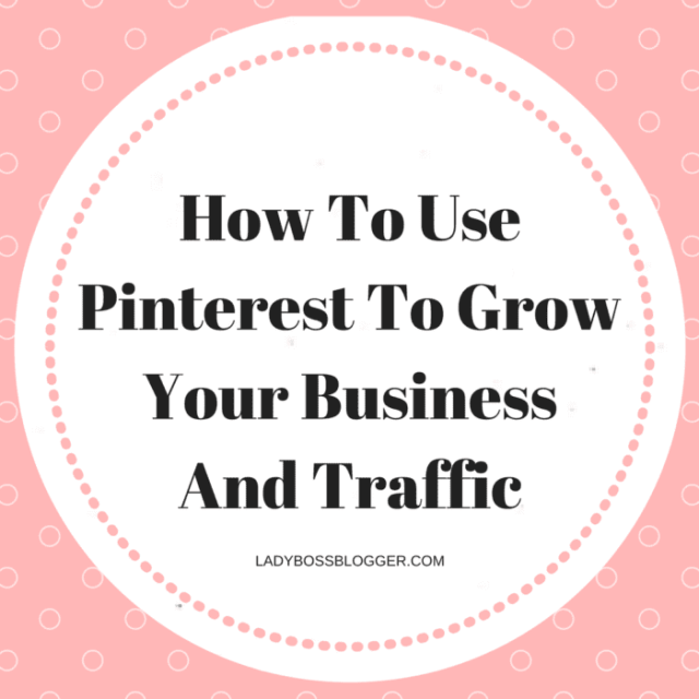 Entrepreneurial resources by female entrepreneurs written by Gia Foretia How To Use Pinterest To Grow Your Business And Traffic