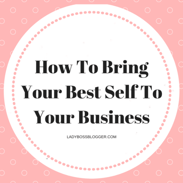 Entrepreneurial resources by female entrepreneurs written by Lisa Prior How To Bring Your Best Self To Your Business
