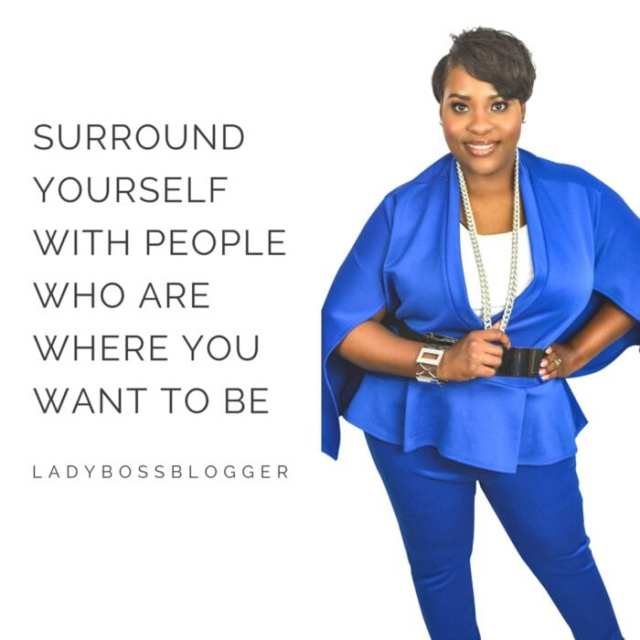 Female entrepreneur lady boss blogger Nikeya Young Christian Entertainment and encouragement
