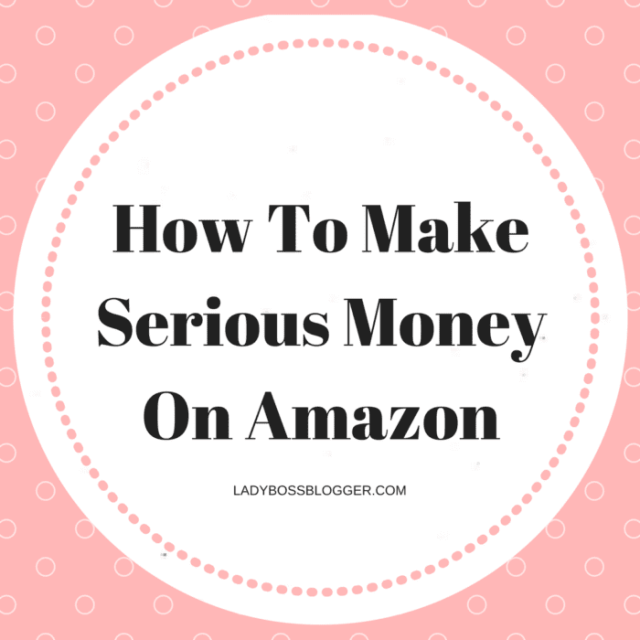 Entrepreneur resources and tips by female entrepreneurs written by Kavita Sahai How To Make Serious Money On Amazon