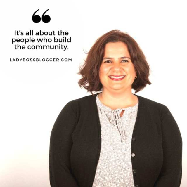 Female entrepreneur interview on ladybossblogger featuring Nitzan Levy Recreational Sailing Instructor