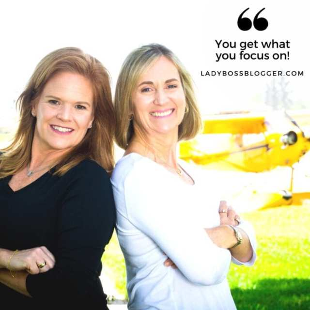 Female entrepreneur interview on ladybossblogger featuring Lisa Jennings event planner