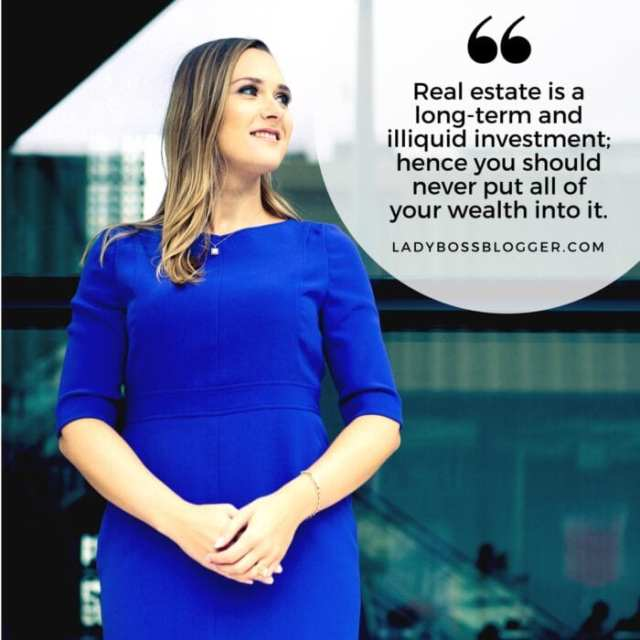 How To Approach Investing In Real Estate written by Indre Butkeviciute on #ladybossblogger