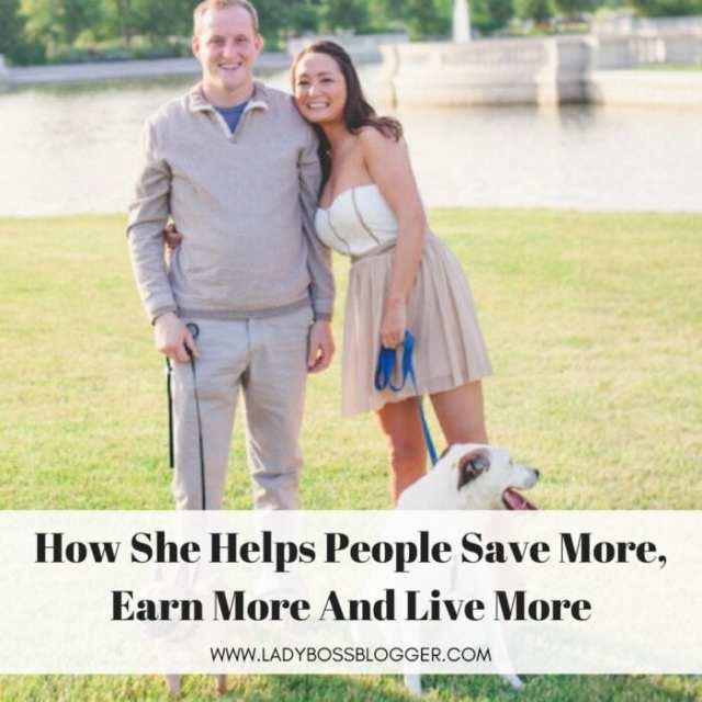 Female entrepreneurial Interviews on lady boss blogger featuring Michelle Schroeder-Gardner