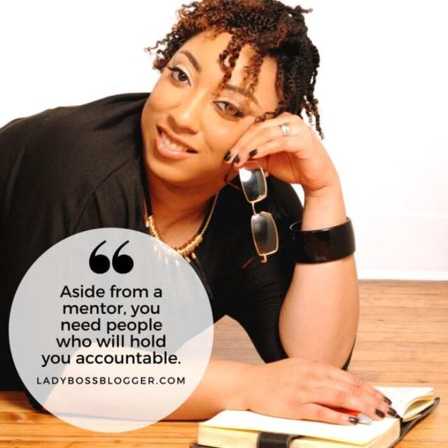 Female entrepreneurial Interviews on lady boss blogger featuring Sheneé Edwards