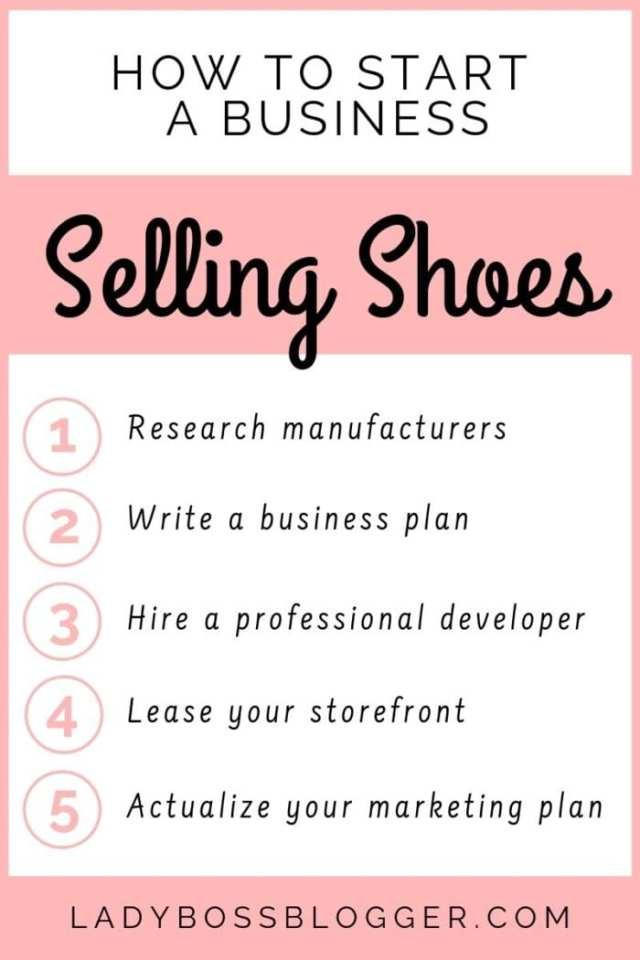 selling shoes online LadyBossBlogger.com
