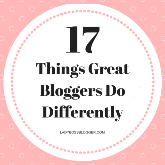 female entrepreneur and blogging tips on ladybossblogger.com