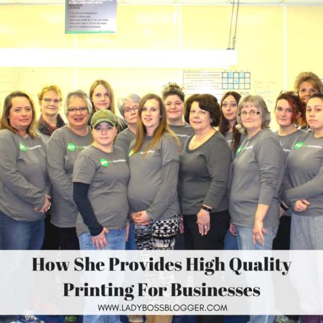 Nadine Tripodi Provides High Quality Printing For Businesses