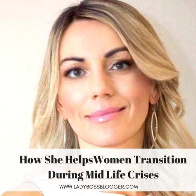 Olga Szakal Helps Women Transition During Mid Life Crises