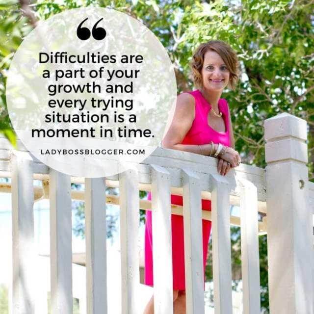 motivational quote for female entrepreneurs on ladybossblogger