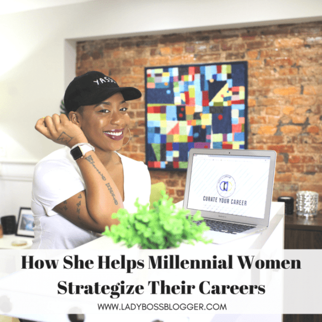 Cairo Amani Helps Millennial Women Strategize Their Careers
