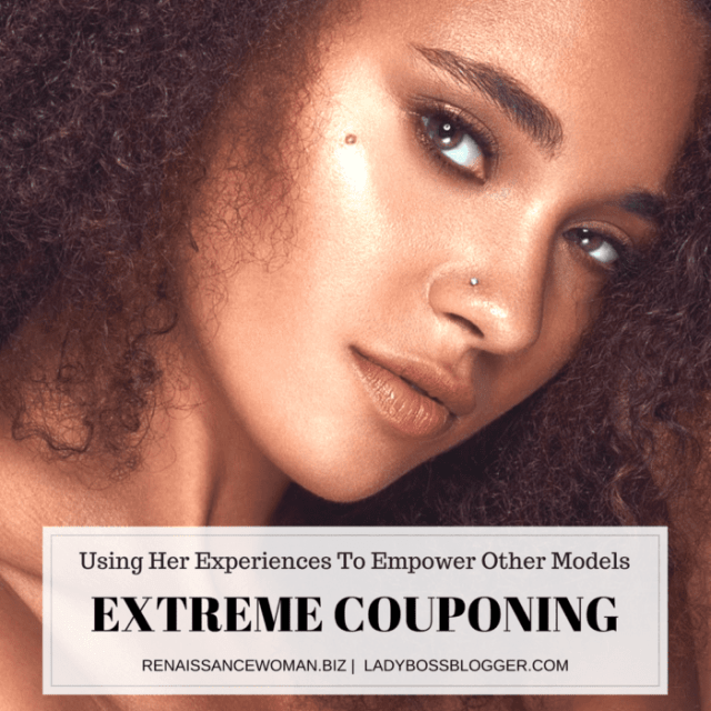 Sheila Johnson Helps Models Stay Out Of Debt With Extreme Couponing