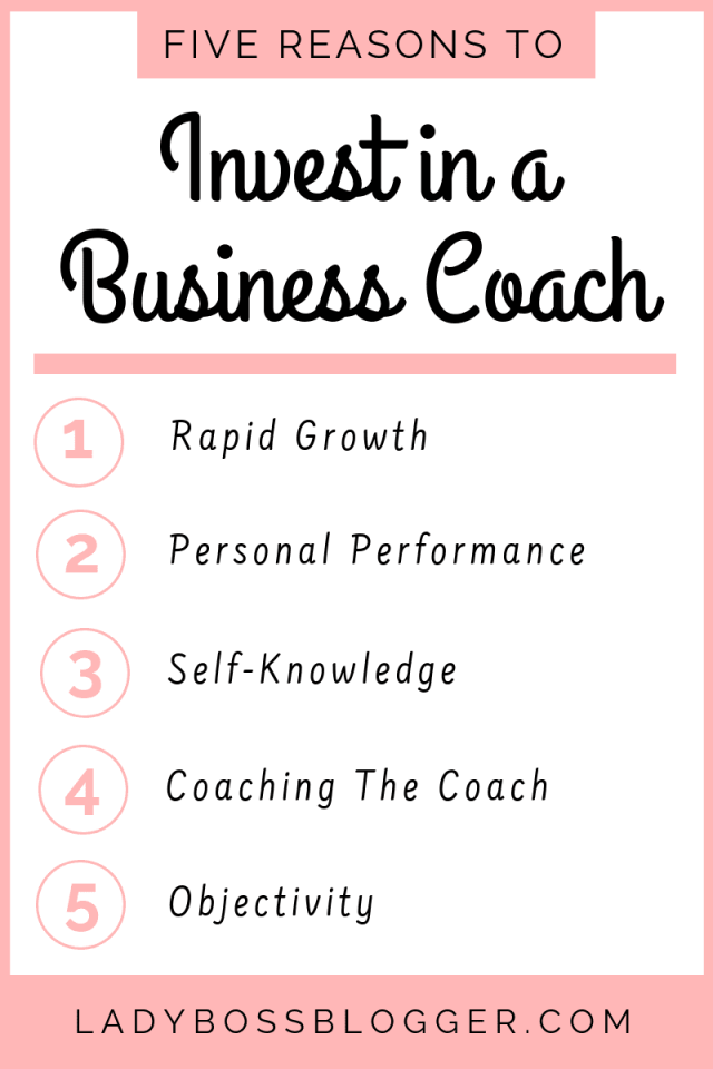 business coach for startups ladybossblogger