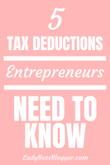 tax deductions for entrepreneurs 1