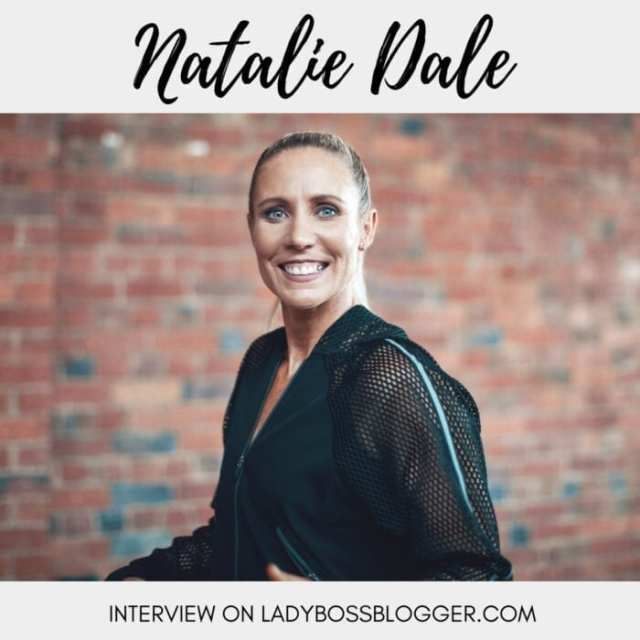 Natalie Dale Creates Addictively Healthy Home Training Systems