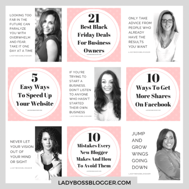 Entrepreneur interview lifestyle on ladybossblogger