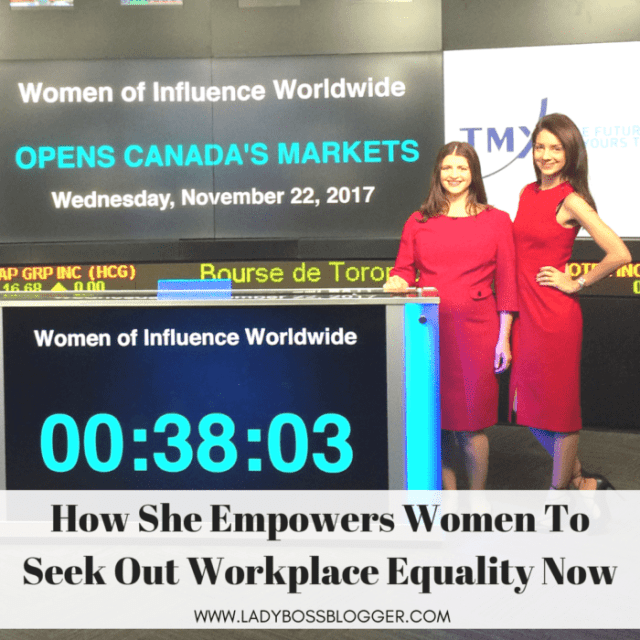 Stephania Varalli Empowers Women Of Influence To Seek Out Workplace Equality Now