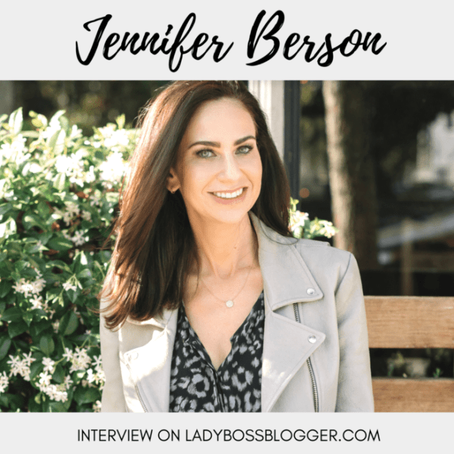 Jennifer Berson Specializes In Promoting Beauty, Baby And Lifestyle Brands