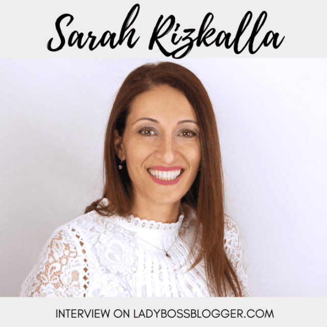 Sarah Rizkalla Helps Spread Awareness Of Gender Inequality Around The World