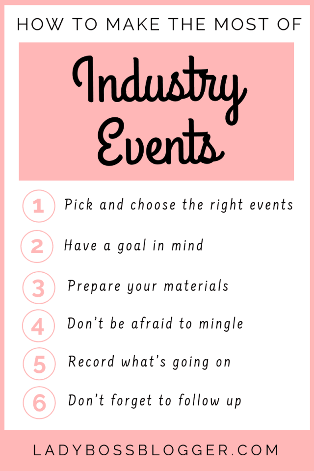 Why Industry Events Are Important For Startup Growth