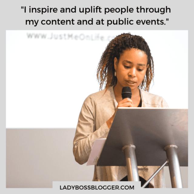 Nadine Barrett interview on ladybossblogger