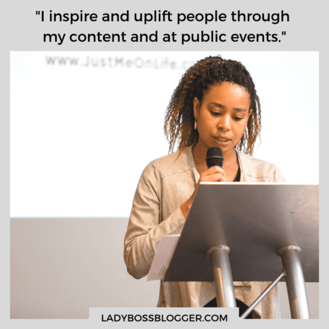 Nadine Barrett interview on ladybossblogger