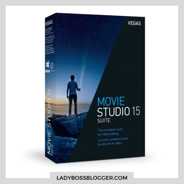 vegas movie studio 15 video editing software ladybossblogger