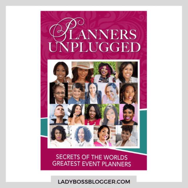 planners unplugged for event planners ladybossblogger