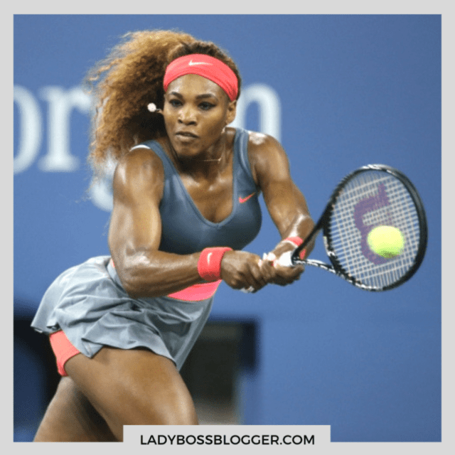 serena williams ladybossblogger