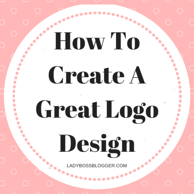 How To Create A Great Logo Design