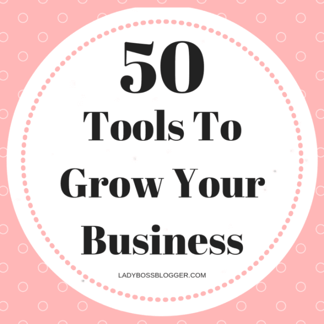 Tools To Grow Your Business