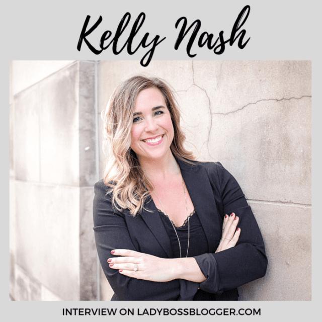 Kelly Nash interview on ladybossblogger