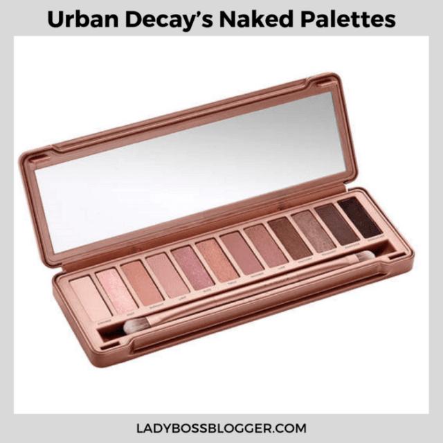 urban naked pallette ladybossblogger