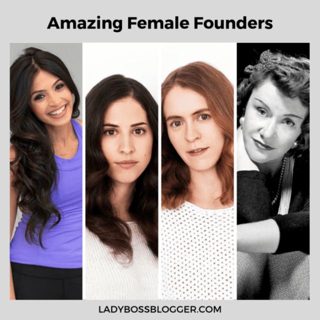 inspirational female entrepreneurs and founders on ladybossblogger