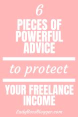 Powerful Advice