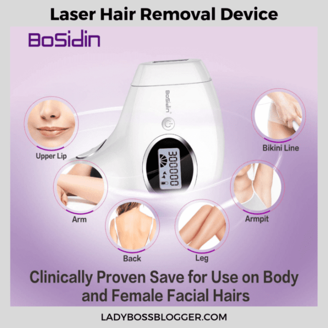 laser hair removal ladybossblogger